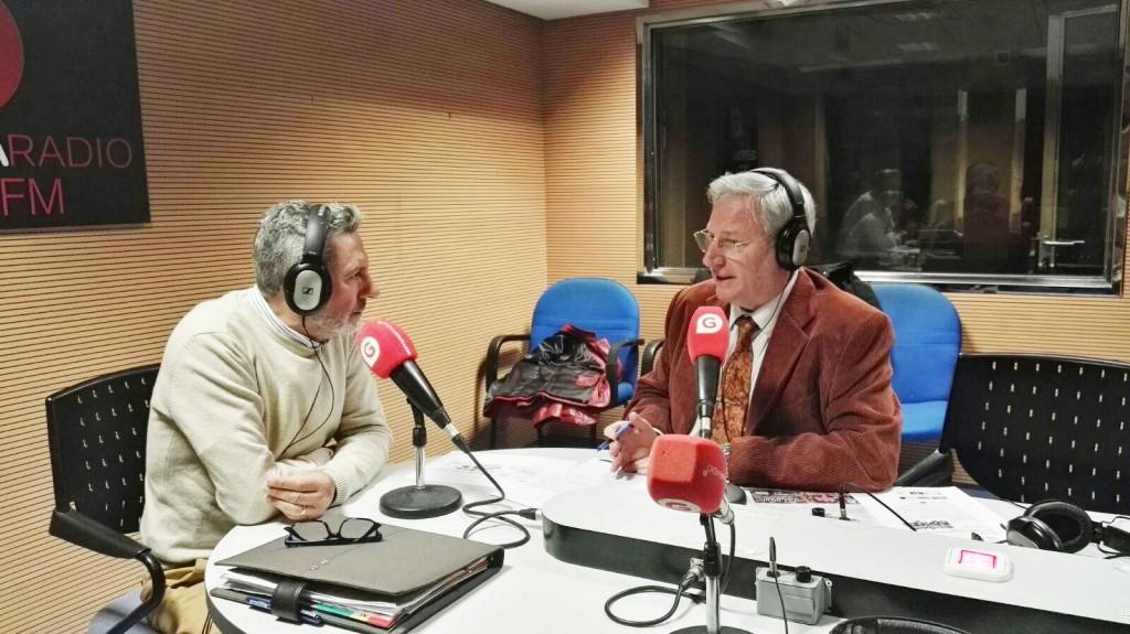 Francisco Aznar Radio, josep sarrio, incendio, paterna, hablemos de seguros