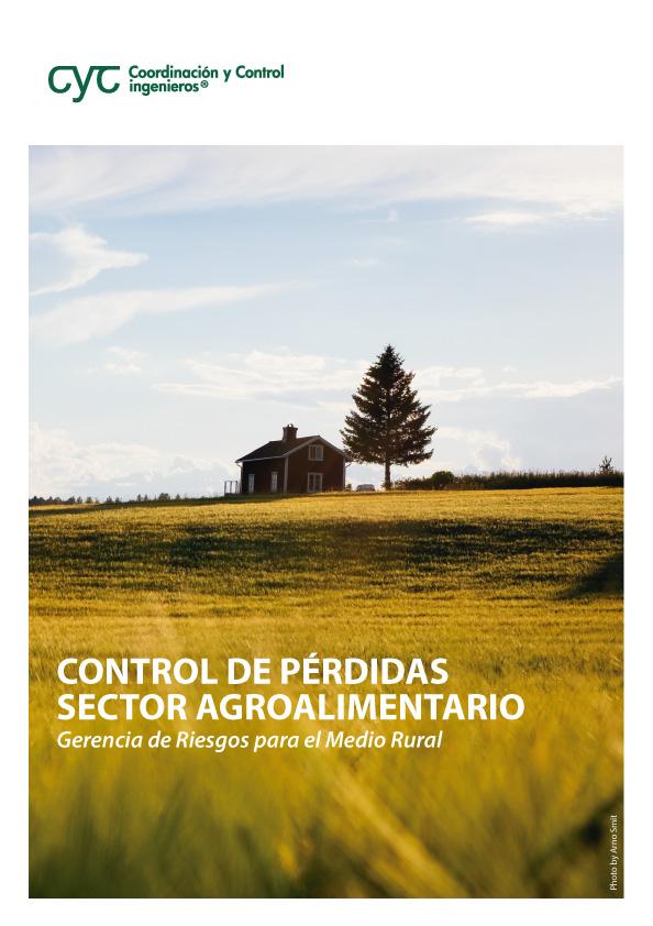 Gestión de Riesgos SECTOR AGROALIMENTARIO